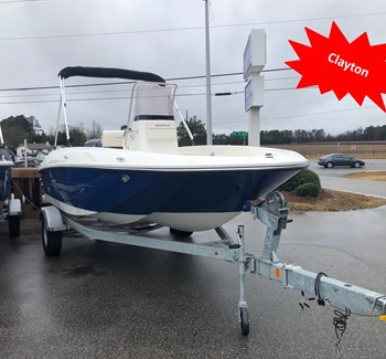 2018 Bayliner Element F18 Navy liquid-unknown-field [type] Boat