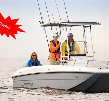 2019 Bayliner Element F21 New Boat