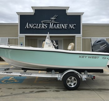 2019 Key West 176 CC Sportsman New Boat