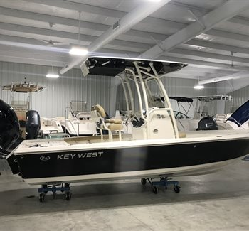 2019 Key West 230 BR liquid-unknown-field [type] Boat