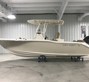 2019 Key West 239 FS Sand New Boat