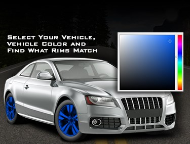 Customize your wheel rims