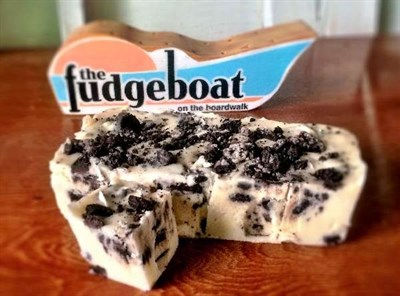 Cookies 'N Cream Fudge