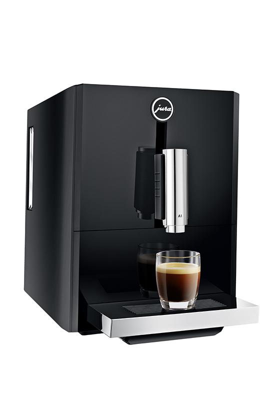 Carolina Coffee Jura A1 - Piano Black