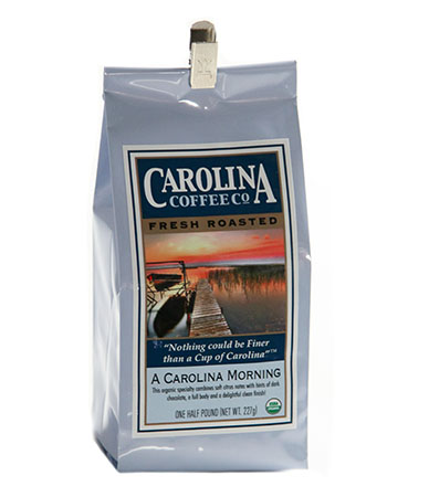 Carolina Coffee A Carolina Morning
