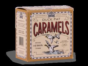 Carolina Coffee Duck Fat Caramels