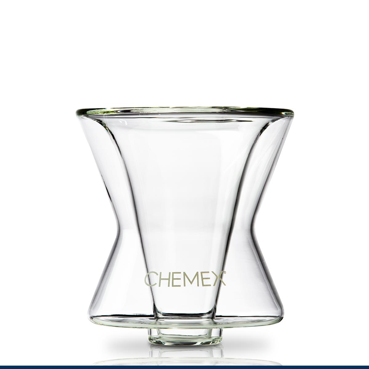 Carolina Coffee Funnex® - One Cup Glass Coffeemaker