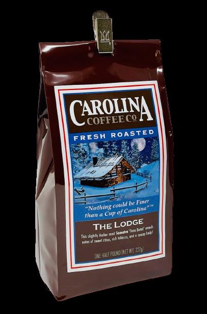 Carolina Coffee The Lodge