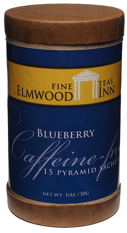 Carolina Coffee Blueberry Caffeine-free Fruit Infusion Sachets