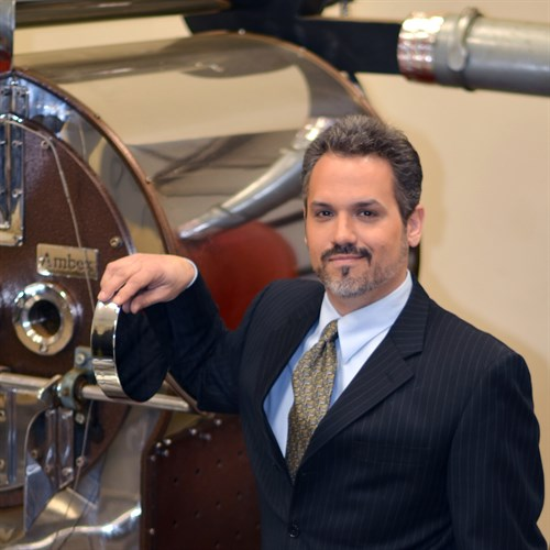 Steven Schnitzler, CEO of Port City Java