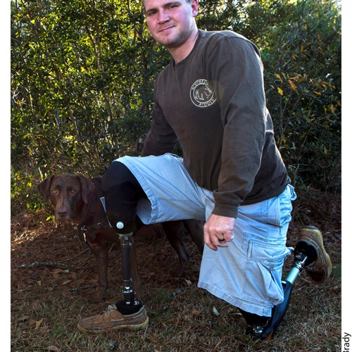 Cpl Tony Mullis, USMC (ret.)