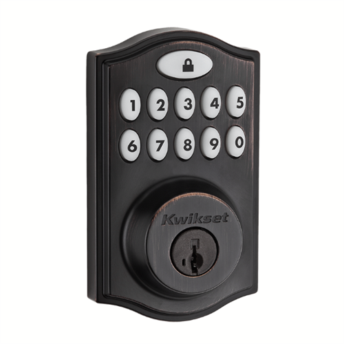 SmartHome door lock - Bronze