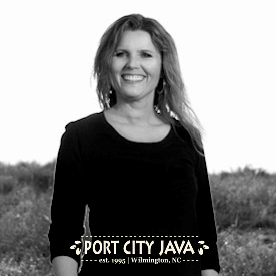 Port City Java's Certified Roaster, Kim Cruse