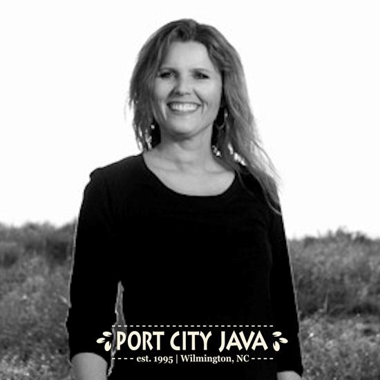 Port City Java's Certified Roaster, Kim Cruse