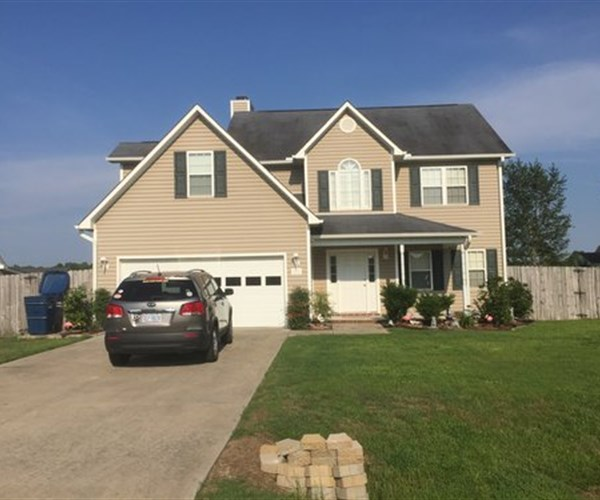 Carolina Flooring and Roofing   Roofing Before