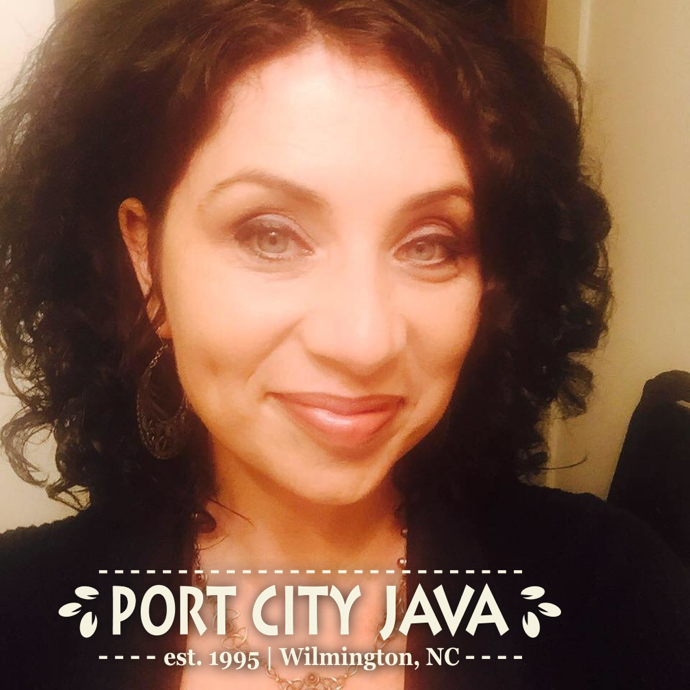 Cameron Eaton, Director of Marketing for Port City Java coffee house franchise.
