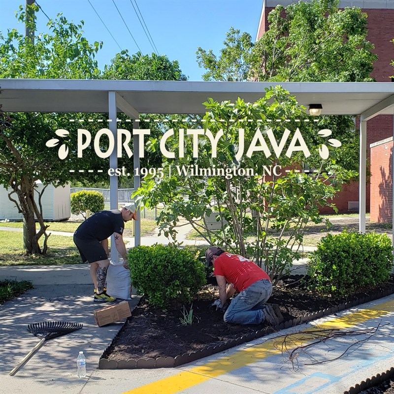Community Involvement is at the core of what makes our Port City Java cafes successful in every market!