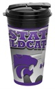 Kansas State University (Wildcats) TravelCups