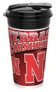 Nebraska, University of (Cornhuskers) TravelCups