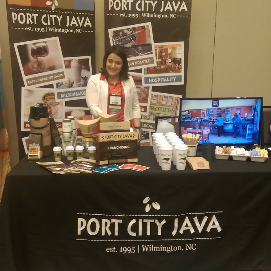 Interview with Port City Java's Sarah Meriam, CFE